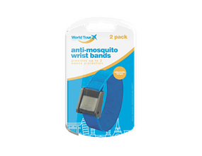 Wholesale Travel Mosquito Wrist Bands | Gem Imports Ltd