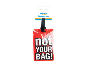 Wholesale Comical Luggage Tags | Gem Imports Ltd