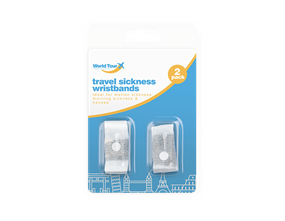 Travel Sickness Wristbands - 2 Pack