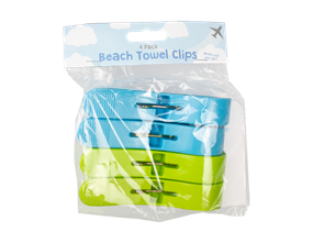Wholesale Beach Towel Clips | Gem Imports Ltd