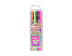 Wholesale Rainbow Gel Pens | Gem Imports Ltd