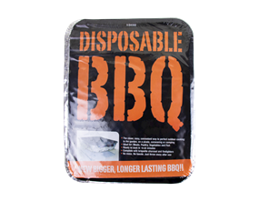 Disposable BBQ 600g