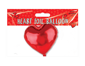 Wholesale Valentine's Day Heart Foil Balloons | Gem Imports Ltd