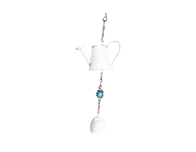 Wholesale Watering Can Garden Windchime | Gem Imports Ltd