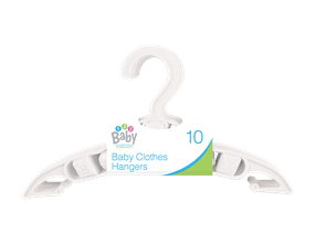 Wholesale Baby Clothes Hangers | Gem Imports Ltd