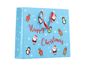 Christmas Luxury Extra Large Cute Gift Bag