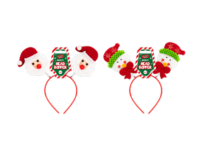 Christmas Novelty Head Boppers