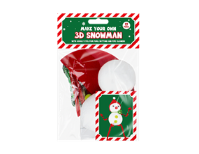 Christmas Craft Snowman