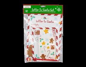 Wholesale Christmas Letter To Santa Pack | Gem Imports Ltd