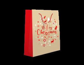 Christmas Luxury XL Gift Bag Trad