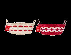 Wholesale Oval Christmas Baskets | Gem Imports Ltd