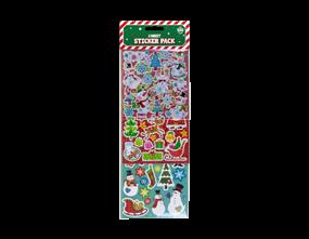 Wholesale Christmas Stickers | Gem Imports Ltd