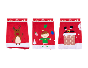 Wholesale Jumbo Fabric Christmas Santa Sack | Gem Imports Ltd