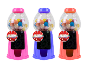 Wholesale Gumball Dispenser Machines | Gem Imports Ltd