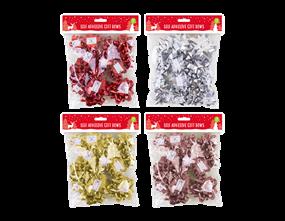Wholesale Christmas Metallic Gift Bows | Gem Imports Ltd