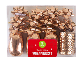 Wholesale Bows & Ribbon Gift Wrapping Sets | Gem Imports Ltd