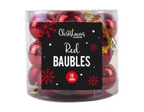 Wholesale Christmas Baubles | Gem Imports Ltd