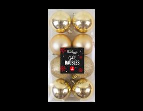 Wholesale Christmas Baubles | Gem Imports Ltd