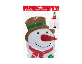 Wholesale Hanging Christmas Characters | Gem Imports Ltd
