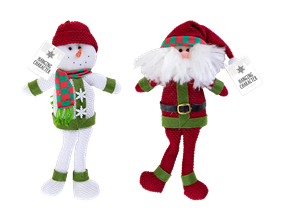Wholesale Hanging Christmas Character Decoration | Gem Imports Ltd