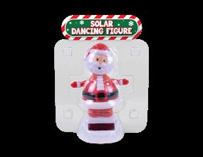 Wholesale Christmas Solar Dancing Figures | Gem Imports Ltd