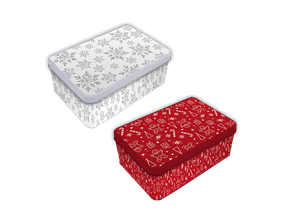 Wholesale Christmas Storage Tins | Gem Imports Ltd