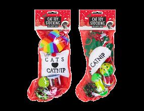 Wholesale Cat Toy Stockings | Gem Imports Ltd