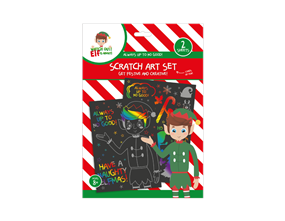 Wholesale Elf Scratch Art Sets | Gem Imports Ltd