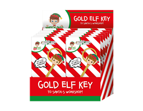 Wholesale Elf Workshop Keys | Gem Imports Ltd