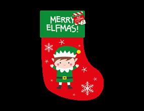 Wholesale Elf Stockings | Gem Imports Ltd