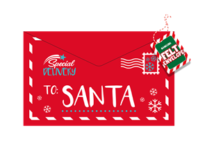Wholesale Christmas Felt Envelopes | Gem Imports Ltd