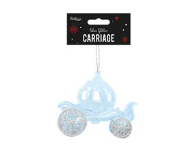 Wholesale Silver Acrylic Carriage | Gem Imports Ltd
