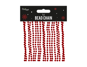 Wholesale Red Bead Chains | Gem Imports Ltd