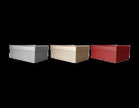 Wholesale Rectangle Glitter Gift Boxes | Gem Imports Ltd