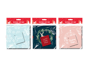 Wholesale Christmas Folding Gift Boxes | Gem Imports Ltd