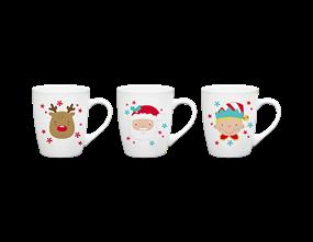 Wholesale Christmas Mugs | Gem Imports Ltd
