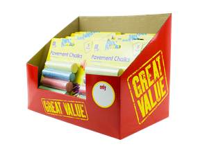 Wholesale Great Value Display Boxes | Gem Imports Ltd