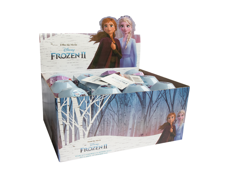 Frozen II Hair Accessories Gift With PDQ