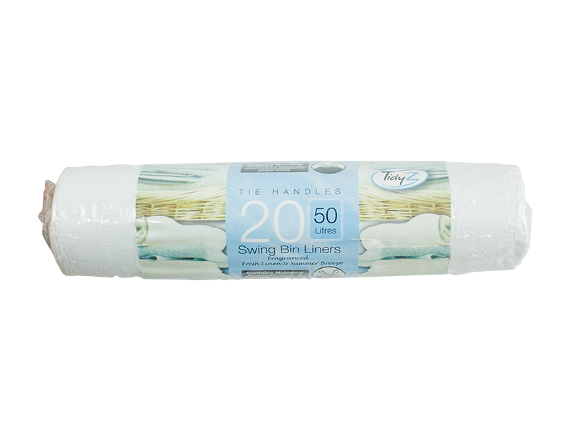 Fragranced Pedal Bin Liners - 20 Pack