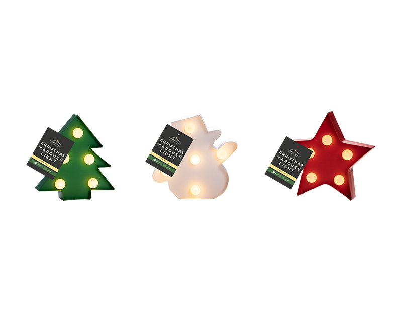 Christmas Marquee Light