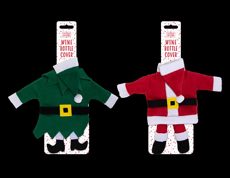 Christmas Novelty Wine Bottle Cover