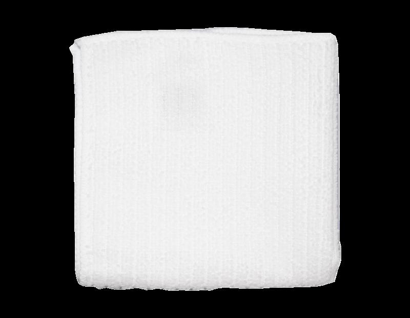 White Microfibre Cloth