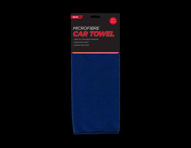Microfibre Car Towel