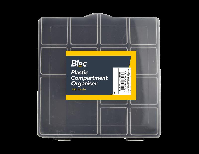 Plastic Compartment Organiser