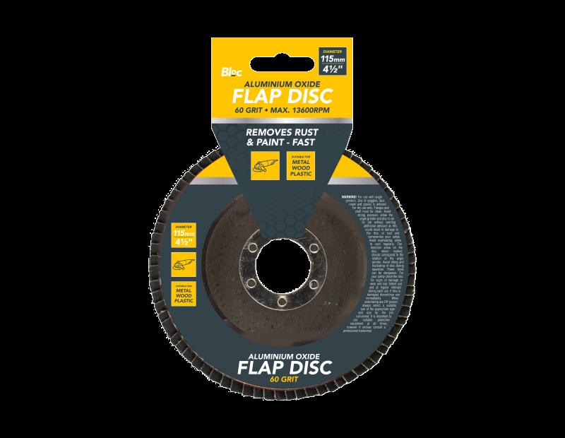 Aluminium Oxide Flap Disc 60 Grit