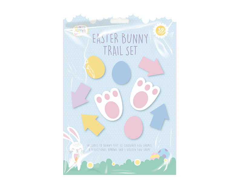 Easter Bunny Trail Set