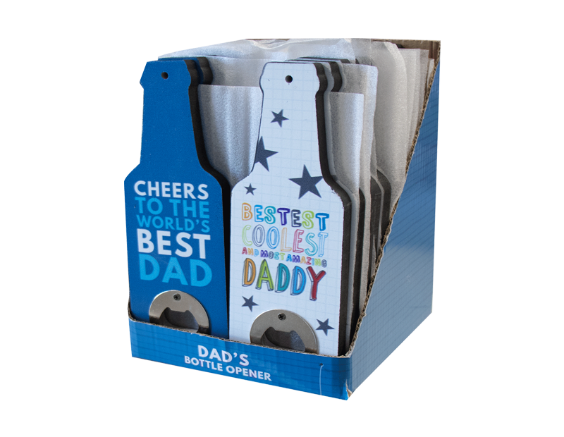 Fathers Day Bottle Opener With PDQ