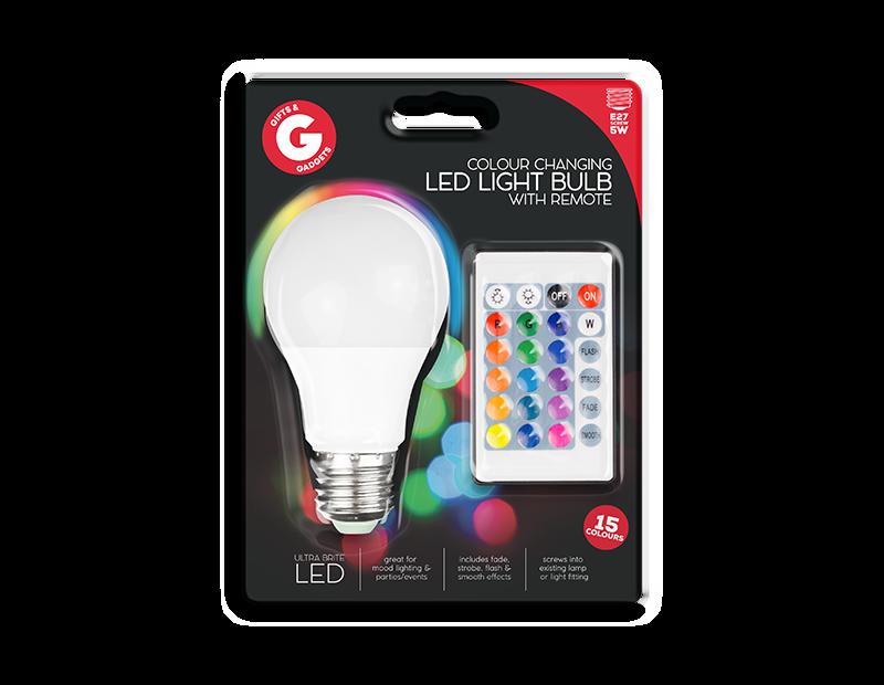 Wholesale Remote Control Colour Changing Led Bulbs Gem Imports Ltd
