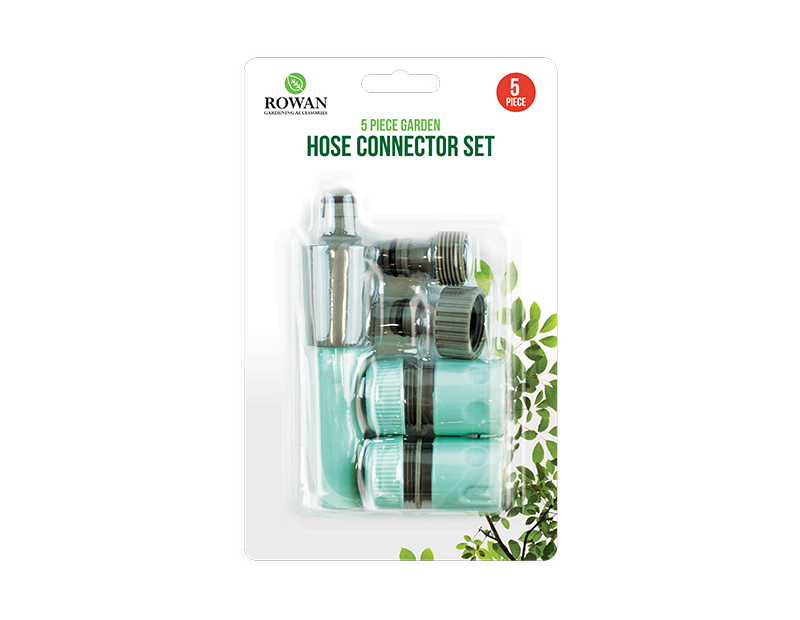 Hose Connector Set - 5 Piece