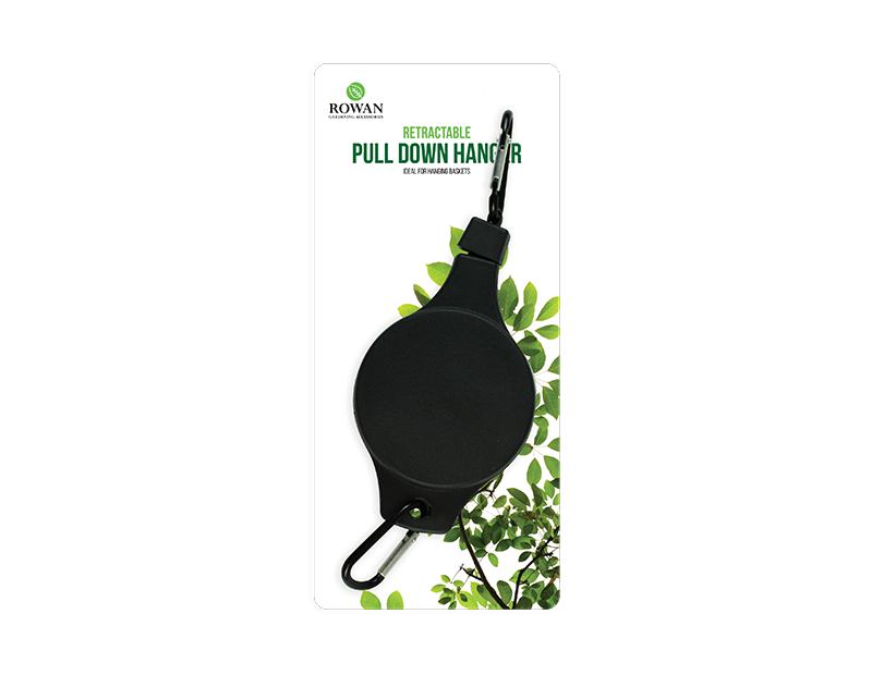 Pull Down Garden Hanging Basket